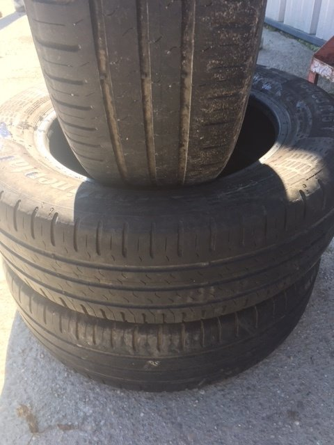 ANVELOPE 185/65R15 , CONTINENTAL ContiEcoContact 5