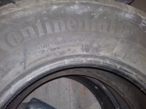 Anvelope Continental 265/70/R16 LAND ROVER Discovery 3 / 4, RANGE ROVER SPORT 2.7