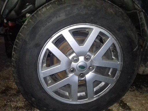 Anvelope Grabber 255/60/R18 LAND ROVER Discovery 3
