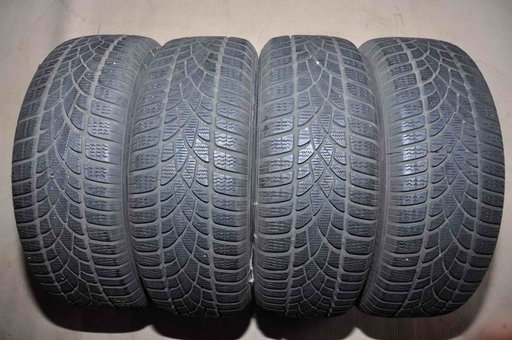 Anvelope Iarna 16 inch Dunlop WinterSport 3D 205/60 R16