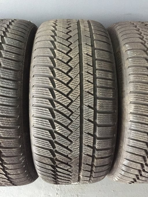 Anvelope iarna 225/45R18 / 245/40R18 Continental TS850P NOI