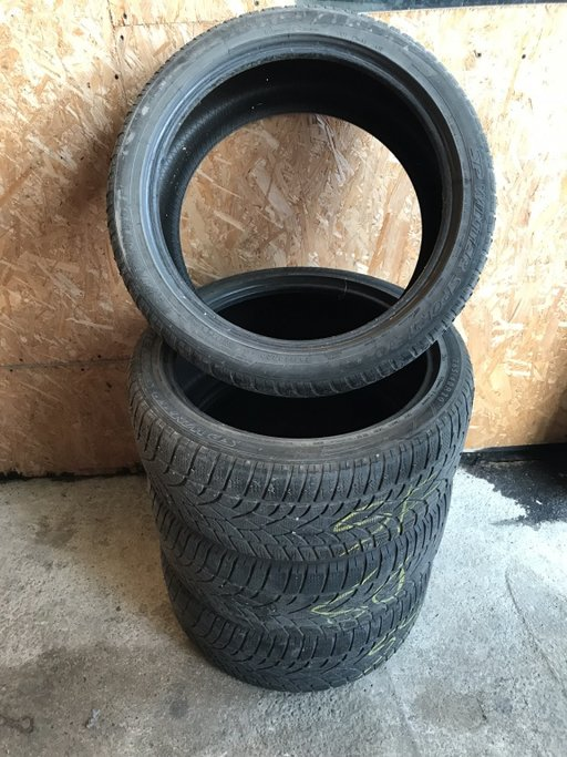 Anvelope iarna dunlop sp sport 265.40R20 M+S