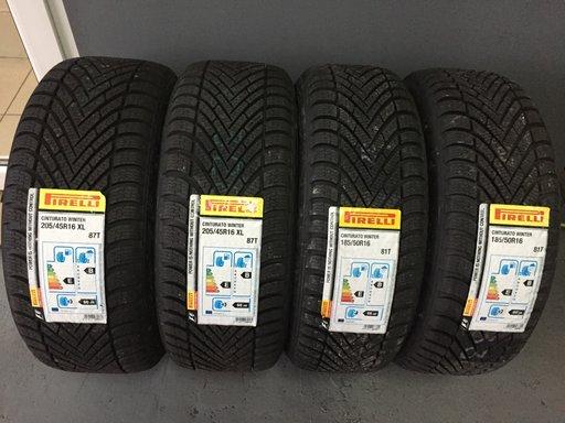 Anvelope iarna NOI R16 Smart ForTwo Pirelli Winter 185/50 si 205/45R16