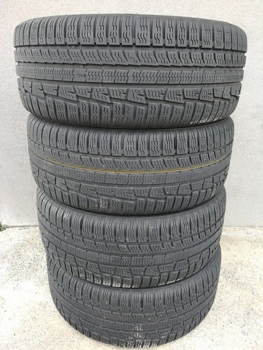 Anvelope iarna NOKIAN WR A3 225/40 R18 in stare bu