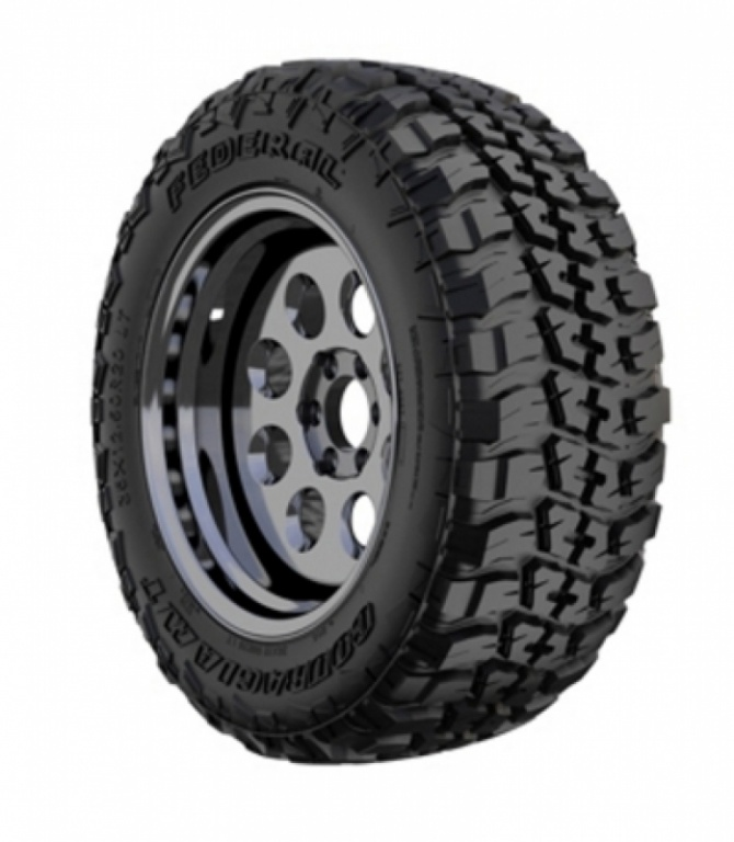 Anvelope Vara 33/12.5/R15 FEDERAL COURAGIA M/T