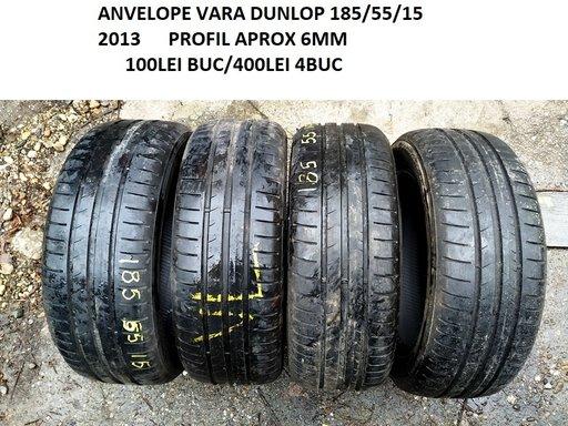 Anvelope vara DUNLOP 185/55/15 2013