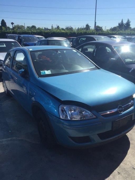 Aripa dreapta fata Opel Corsa C culoare albastru Z20N