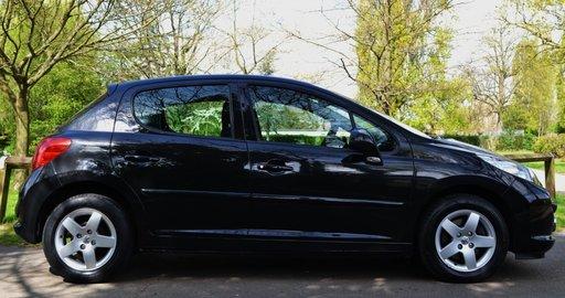 Aripa dreapta fata Peugeot 207 2008