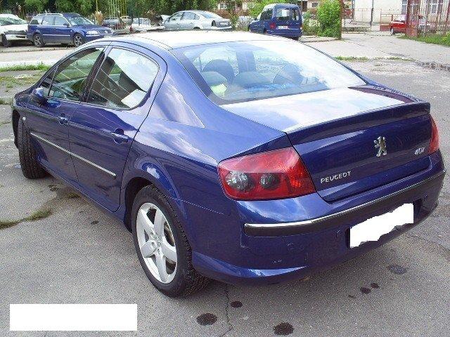 Aripa Peugeot 407