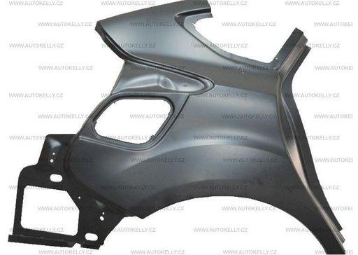 Aripa spate Ford Focus III 11-