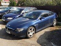Aripa stanga fata BMW E63 2005 coupe 4500 benzina