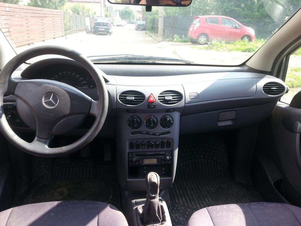 Aripa stanga fata Mercedes A-CLASS W168 2000 hatchback 1.7CDI
