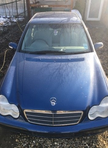 Aripa stanga fata Mercedes C-CLASS W203 2003 Limuzina 2148 cdi