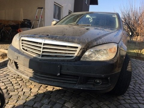 Armatura bara spate Mercedes C-CLASS W204 2008 Limuzina 2148