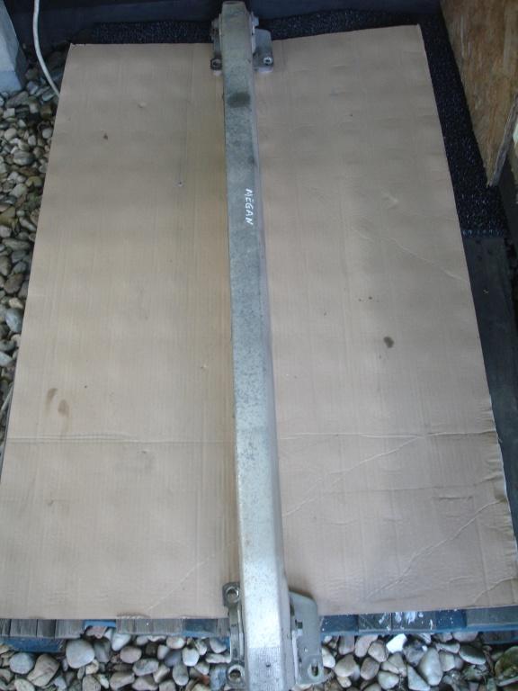 Armatura bara spate renault megane 2 an 2005-2009