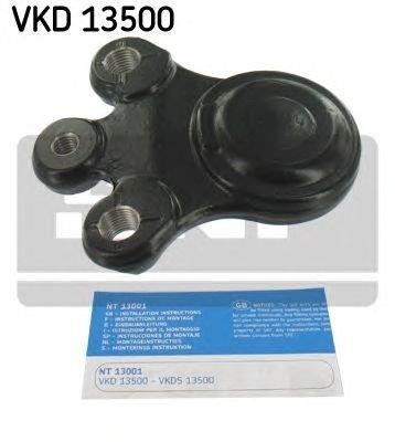 Articulatie ghidare PEUGEOT 407 04- - OEM-SKF: VKD 13500|VKD13500 - Cod intern: W02357095