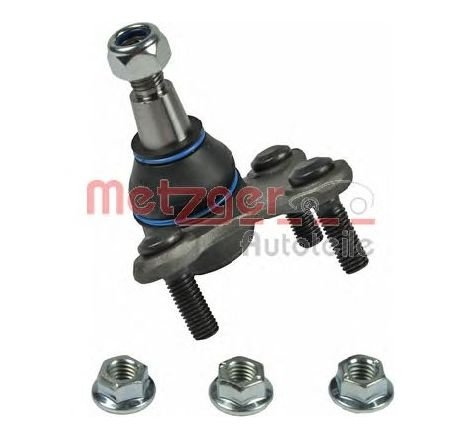Articulatie sarcina/ghidare axa fata stanga / partea de jos VW GOLF VII COMBI ( BA5 ) 04/2013 - 2019 - producator METZGER 57005611 - 311221 - Piesa Noua