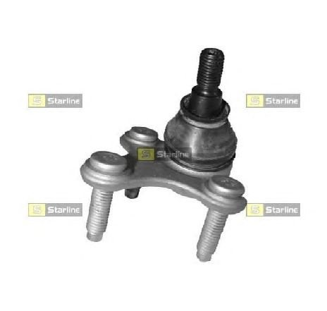 Articulatie sarcina/ghidare dreapta / partea de jos / punte fata AUDI A3 LIMOUSINE ( 8VS ) 05/2013 - 2019 - producator STARLINE 12.27.710 - 311282 - Piesa Noua
