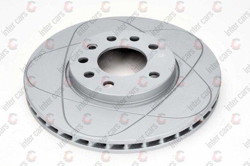 Ate power disc frana fata cu r280mm pt opel