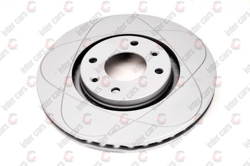 Ate power disc frana fata cu r283mm pt citroen,peugeot