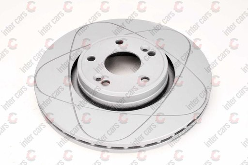 Ate power disc frana fata cu r300mm pt renault laguna 2 2001-