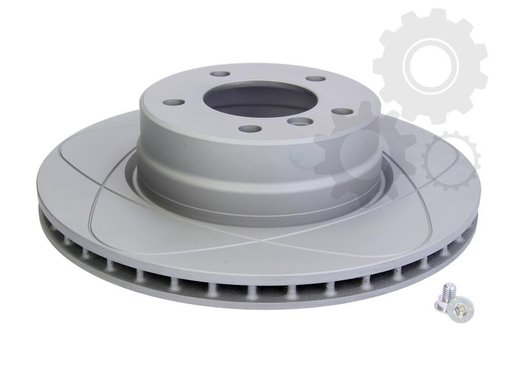 Ate power disc frana fata cu r310mm pt bmw 5 e60