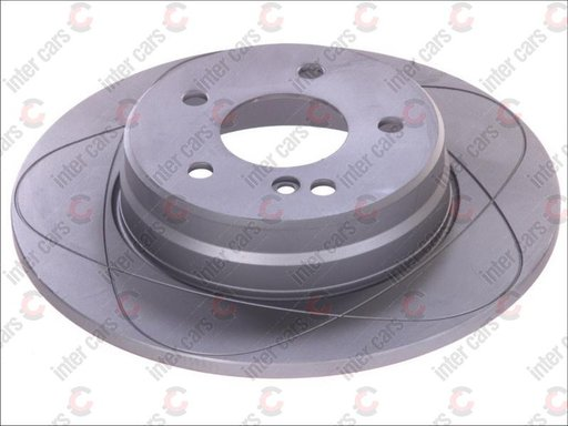 Ate power disc frana spate plin cu r290mm pt mercedes c-class w203,e-class w210