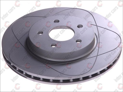 Ate power set 2 discuri frana fata r300mm pt ford mondeo 3