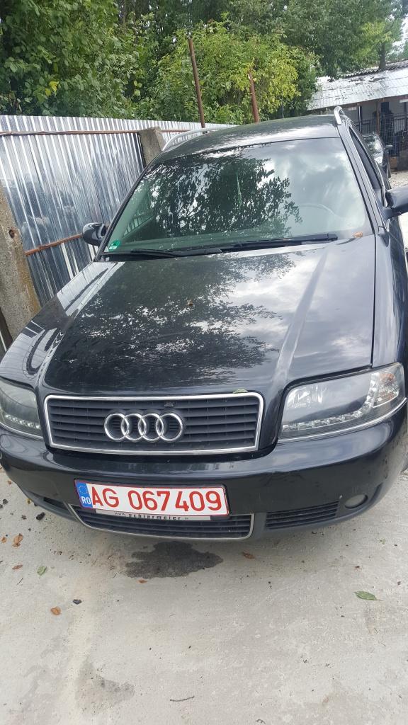Audi A 6 2.t d an 2002
