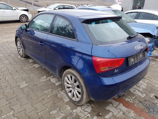 Audi A1 8X 1.4 TFSI 6+1 2012 cod motor: CAX