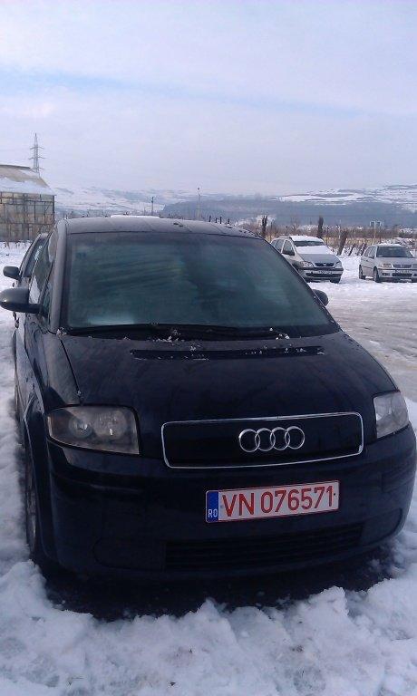 Audi A2 8Z 2001