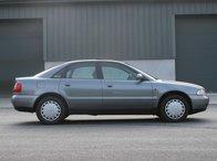 Audi A4, an 1996, motor 1.9 Diesel, 81 kw