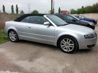 Audi A4 B6 Cabrio 2004 2.4i benzina, automata