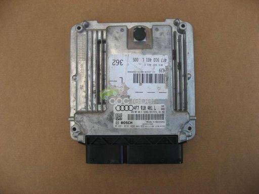 Audi A6 4f 2 7tdi Motor Can Calculator Motor Edc17 cod 4F7910401L