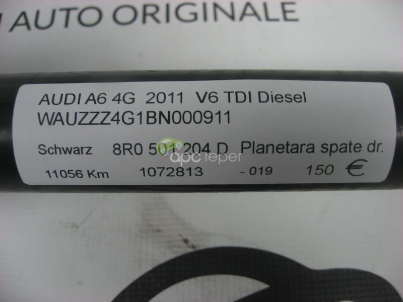 Audi A6 4G A7 A8 4H Q5 Planetara spate 8R001203D / 204D