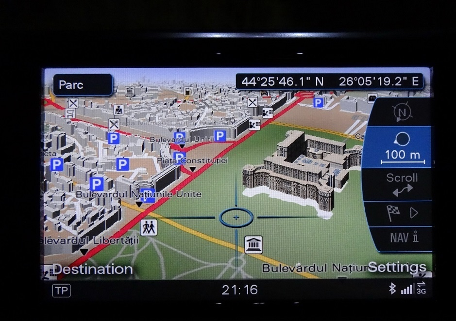 Audi Cd Navigatie Harti Cd Harta Navigatie Audi 2018 Harta