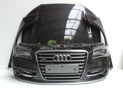 Audi S8 4H 4,0TFSI 2012 Pachet Fata Completa: Full Led