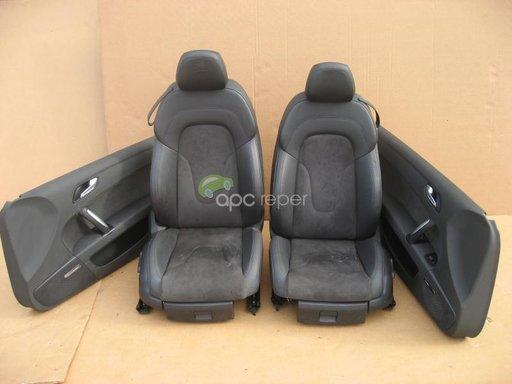Audi Tt 8j Cabrio Interior Piele Alcantara