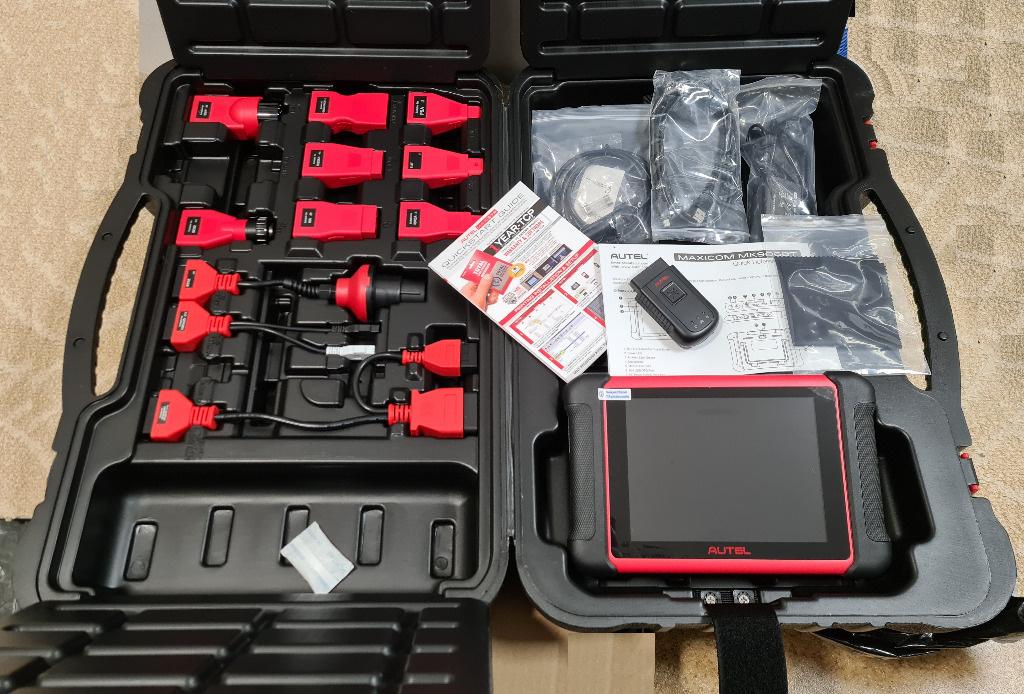 Autel MaxiCom MK906BT Wireless Tester auto original 100% - ECU Coding MS906  BT - #319172961