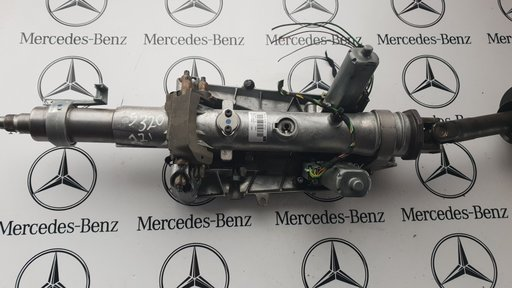 Ax volan colana directie Mercedes S class W221 electrica
