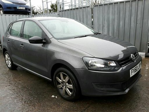 Baie ulei VW Polo 6R 2010 Hatchback 1.2i