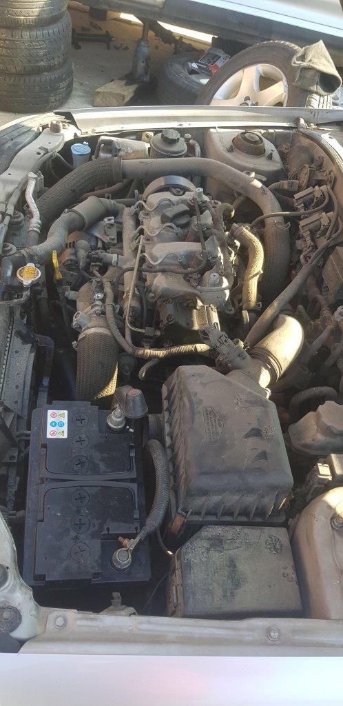Bancheta spate Hyundai Accent 2004 Berlina 1.5 crdi 3 pistoane