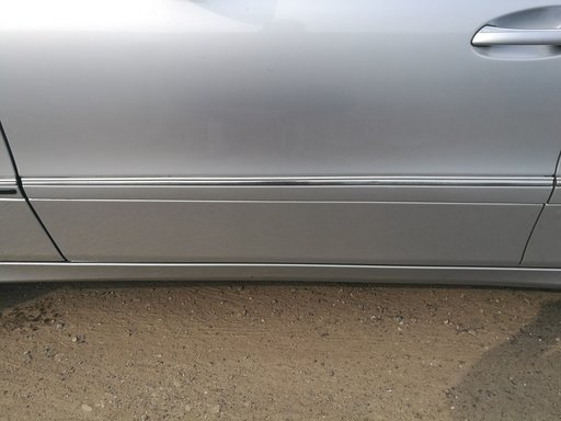 Bandou nichel usa fata stanga Mercedes e220 cdi w211 facelift