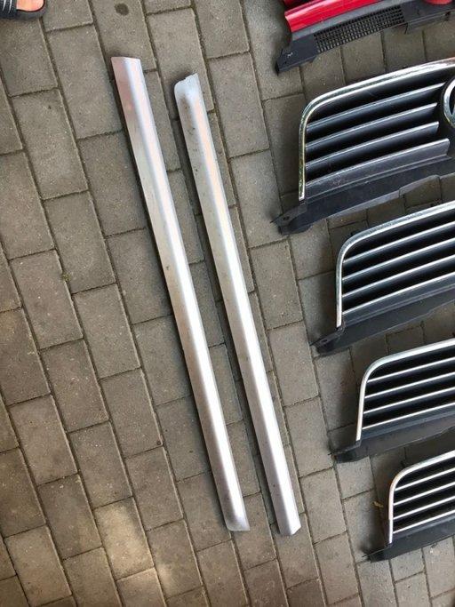Bandou usa inferior Audi A6 2001