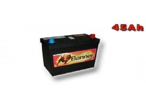 BANNER – ACUMULATOR POWER BULL 45 Ah borna normala