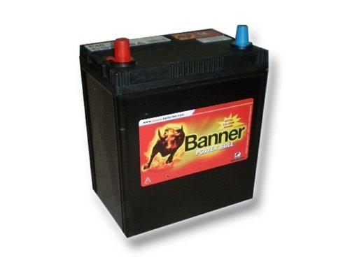 BANNER – ACUMULATOR POWER BULL borna inversa 40 Ah