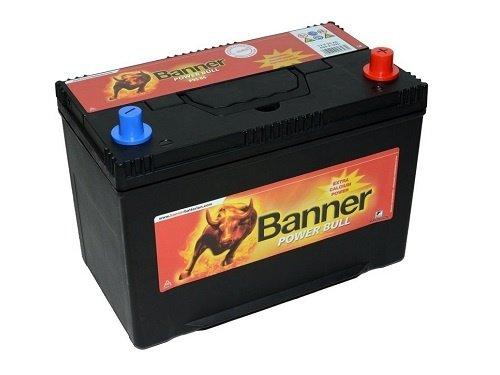 BANNER – ACUMULATOR POWER BULL borna inversa 95 Ah