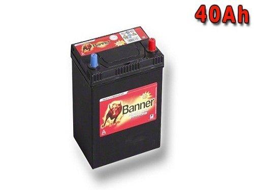 BANNER – ACUMULATOR POWER BULL borna normala 40 Ah