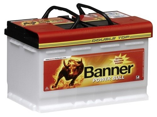 BANNER – Acumulator Power Bull PRO 100 ah