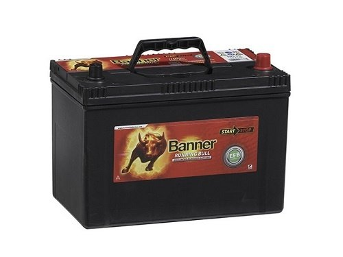 BANNER – Acumulator Running Bull EFB 65 Ah Produs nou